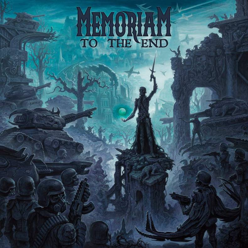 Memoriam – To the End (Review)