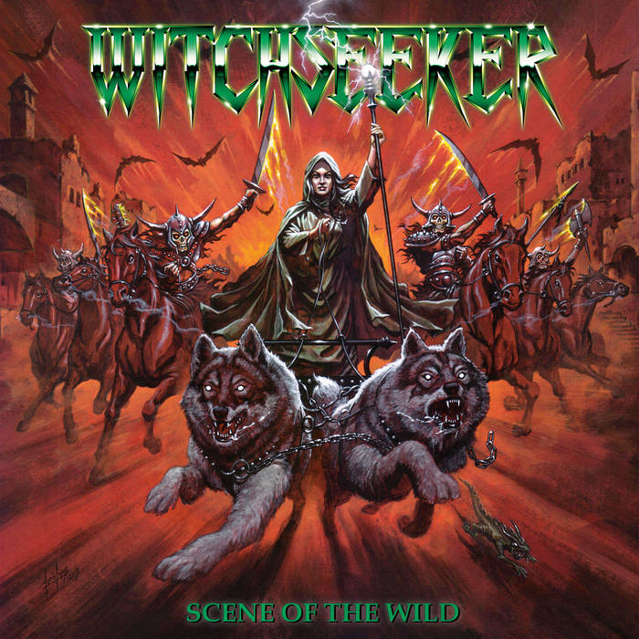 Witchseeker – Scene of the Wild (Review)
