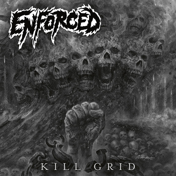 Enforced – Kill Grid (Review)