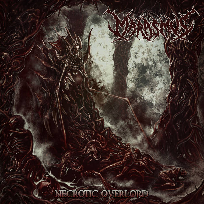Marasmus – Necrotic Overlord(Review)