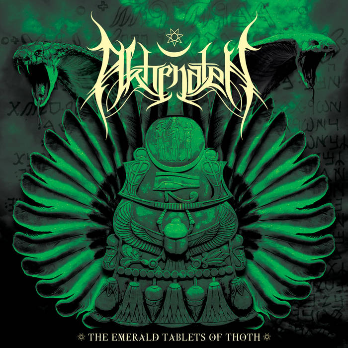 Akhenaten – The Emerald Tablets of Thoth(Review)