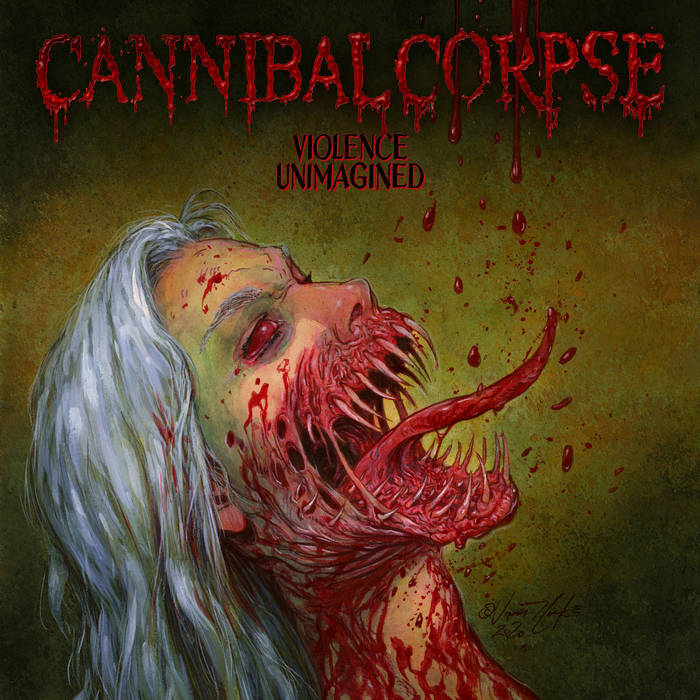 Cannibal Corpse – Violence Unimagined(Review)