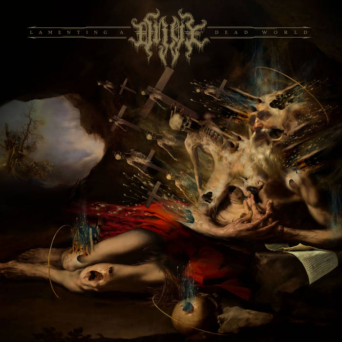 Oryx – Lamenting a Dead World(Review)