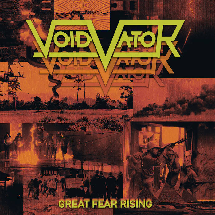 Void Vator – Great Fear Rising (Review)