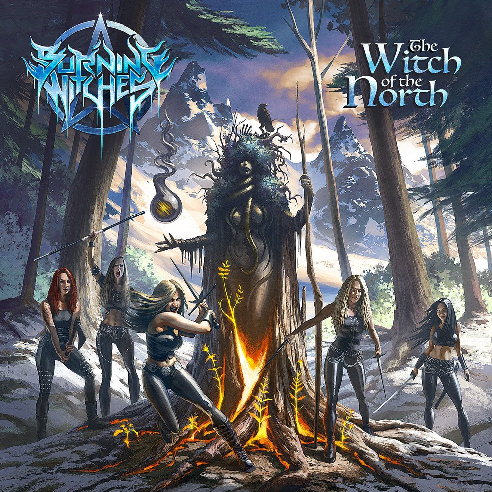 Burning Witches – The Witch of the North(Review)