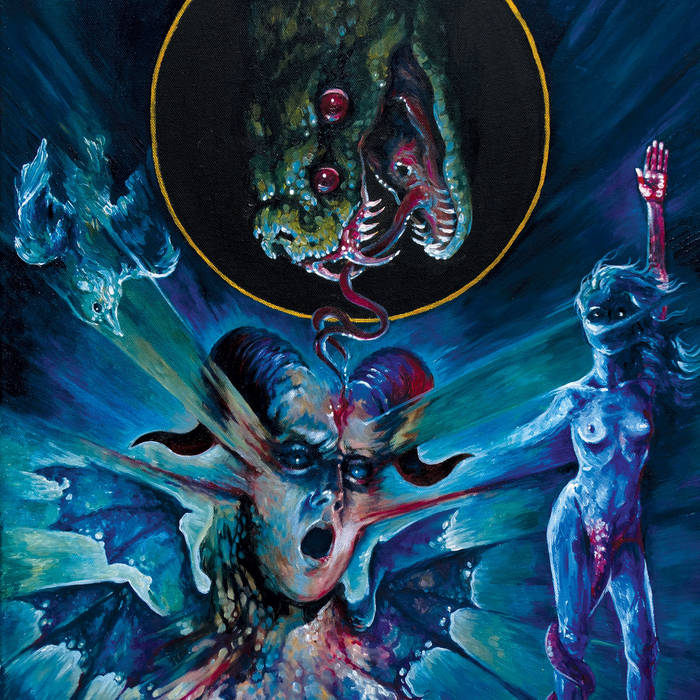 Esoctrilihum – Dy'th Requiem for the Serpent Telepath(Review)