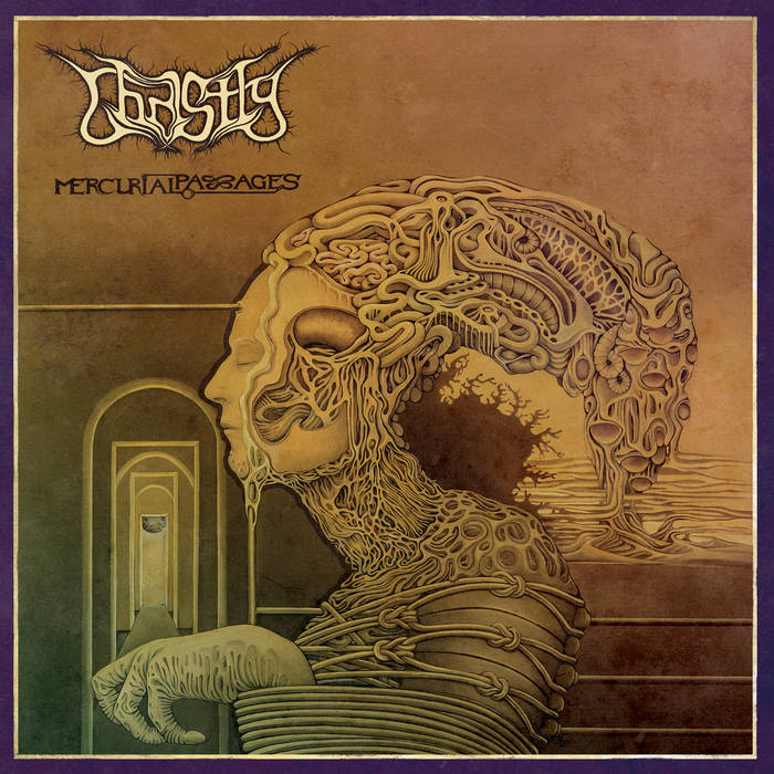 Ghastly – Mercurial Passages(Review)