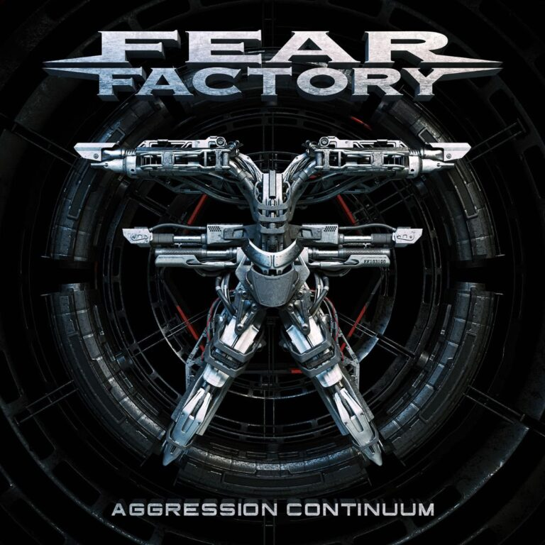 Fear Factory – Aggression Continuum(Review)