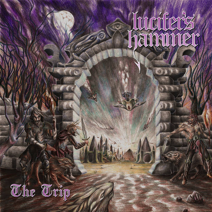 Lucifer's Hammer – The Trip(Review)