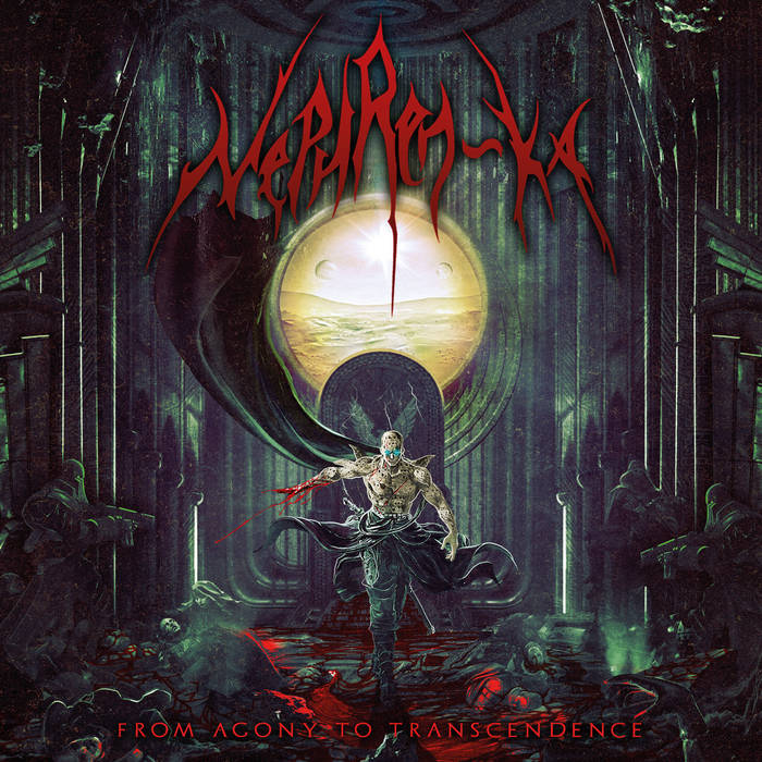 Nephren-Ka – From Agony to Transcendence(Review)