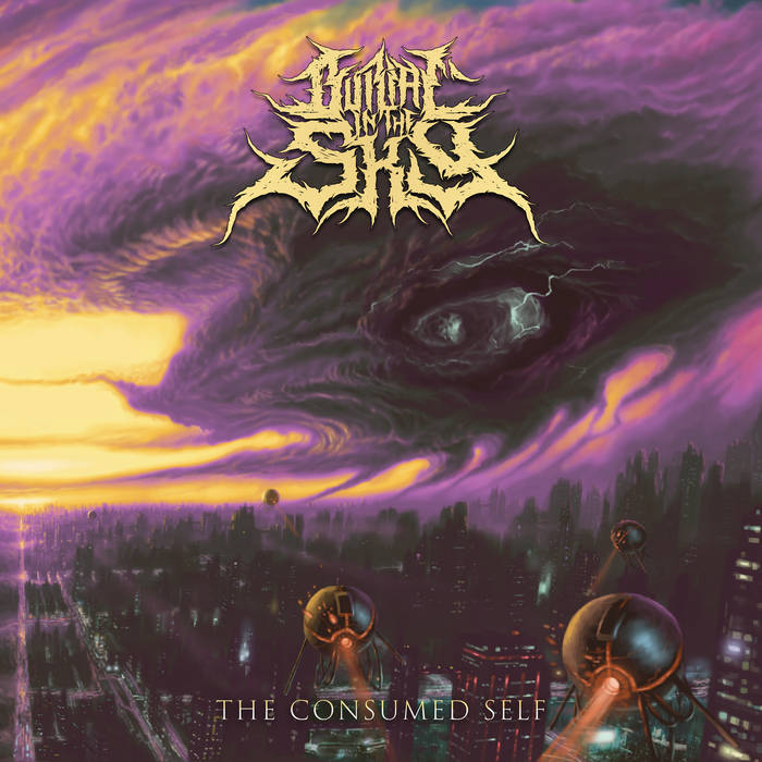 Burial in the Sky – The Consumed Self(Review)
