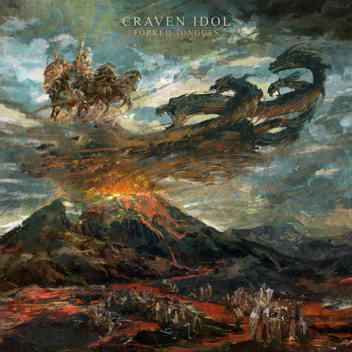 Craven Idol – Forked Tongues(Review)