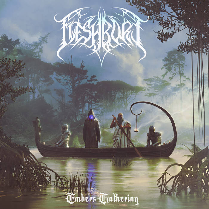Fleshbore – Embers Gathering(Review)
