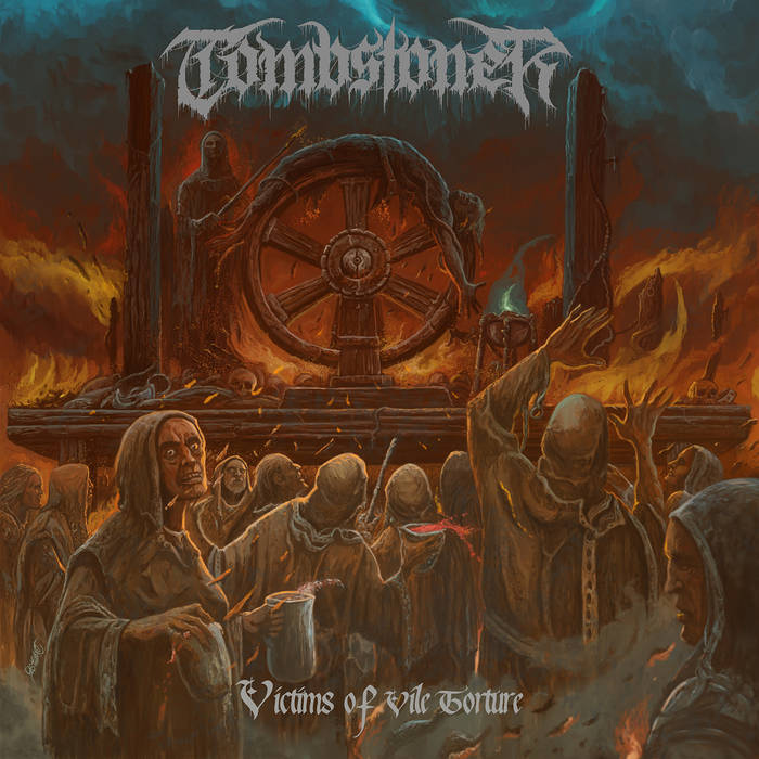 Tombstoner – Victims of Vile Torture(Review)