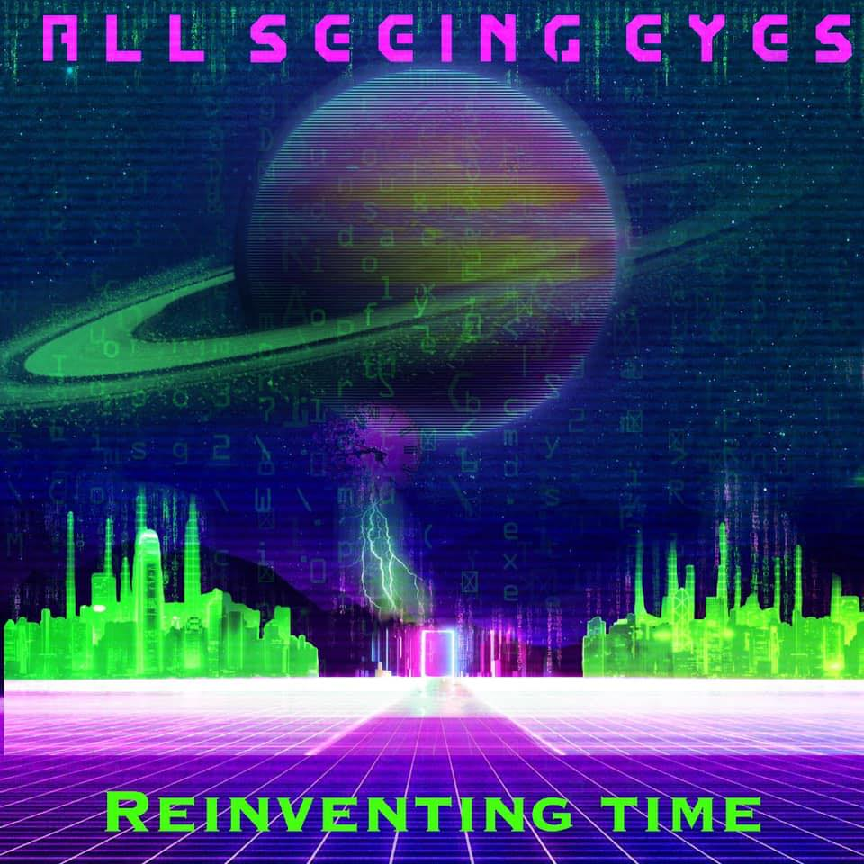 All Seeing Eyes – Reinventing Time(Review)