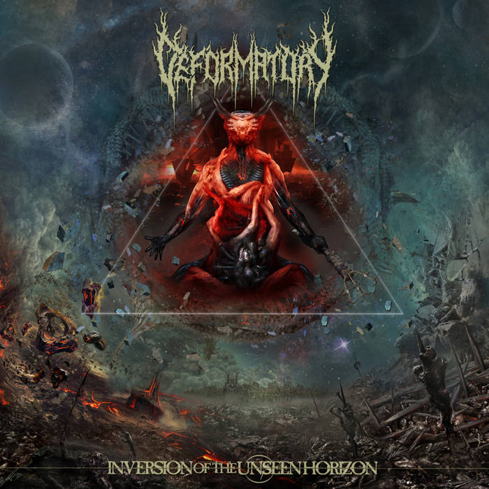 Deformatory – Inversion of the Unseen Horizon(Review)