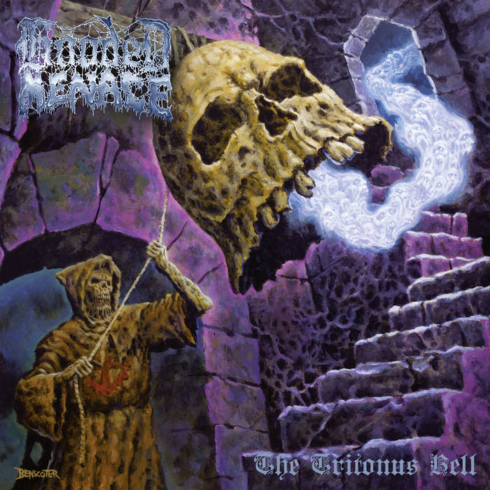 Hooded Menace – The Tritonus Bell(Review)