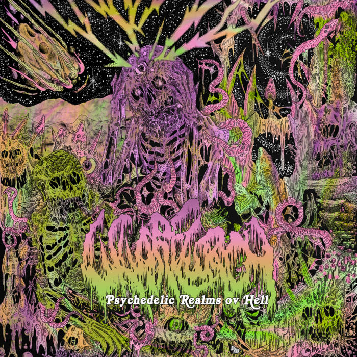 Wharflurch – Psychedelic Realms ov Hell(Review)