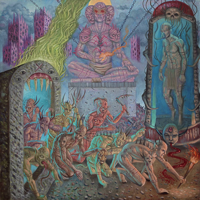 Cognizance – Upheaval(Review)
