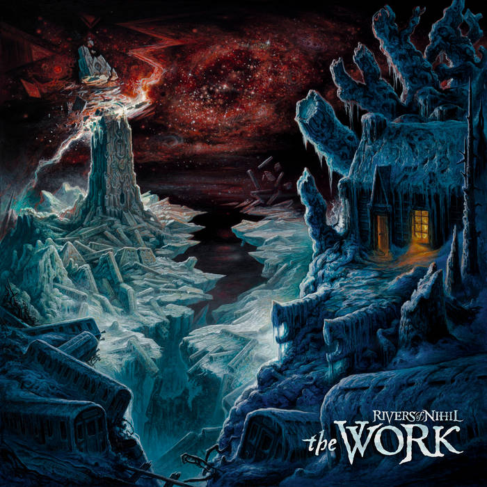 Rivers of Nihil – The Work(Review)