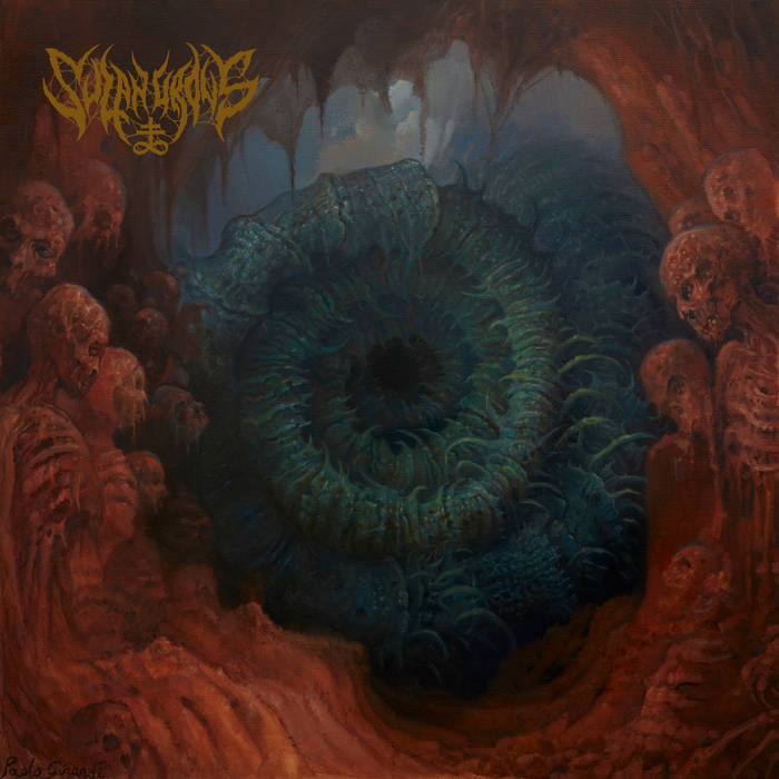 Sulphurous – The Black Mouth of Sepulchre(Review)